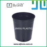 Nursery Gallon Pot Black Planter (#1, #2, #5)