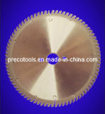 Carbide Tipped Saw Blade for Wood or for Alumium