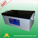 12V 250ah PV Systems Accumulators Solar Street Light Battery