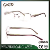 Latest Design Metal Frame Eyewear Eyeglass Optical O2312
