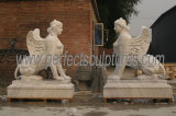 Hand Made Life Size Stone Marble Garden Sculpture (SY-X1242)
