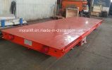 Hot Sale Battery Powered Steel Track Dolly with CE