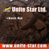Basic Dye (Basic Blue 7) with Good Solubility for Silk Color