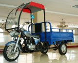 Gasoline Cargo Tricycle&Trike with Roof