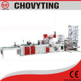 High Speed Inside Glue Patch Handle Bag Machine (CW-800NJT)