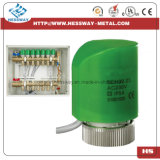 Electrical Actuator with Flow Control