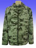 Windproof Custom Design Camo Work Clothes