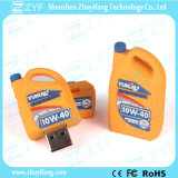 Custom Petrol Bottle USB Drive for VIP Clients Gift (ZYF1014)