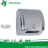 UK Popular 2100W Powerful S/S 304 Cover Auto Sensor Hand Dryer
