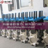 Stainless Steel ANSI Knife Gate Valve
