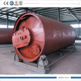 Pollution Free Tyre Waste Recycling Plant Getting Pyrolsyis Oil 12tpd