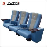 Leadcom Grand Style Leather Upholstered Luxury Movie Chair (LS-10602)
