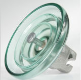 China High Voltage Line Fog Type Glass Insulator (LXHP-70) - China Insulator, Glass Insulator