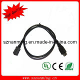 Micro USB Male to Female Extension Cable