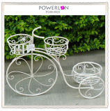 Shabby Chic Metal Plant Stand (PL08-5825)