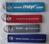 3mm Thickness Printed Polyester Felt Embroidery Keychain