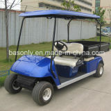 2 Seats Electric Colorful Golf Carts with Cargo Box