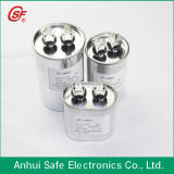 Dual Run AC Capacitor