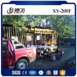 Deep Drill Rig with Diesel Engine for Sale