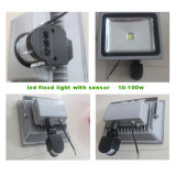 LED Flood Light 10W Cool White 900lm IP68/PIR