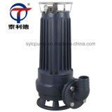 Wqas Cutting Impeller Sewage Pump 2inches Diameters