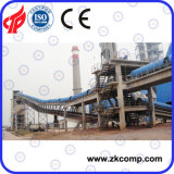 Active Lime Production Line with Activated Lime Rotary Kiln