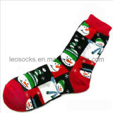Cotton Christmas Socks for Both Men and Women (DL-CR-05)