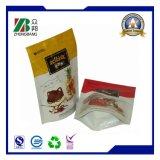 Custom Printing Resealable Laminated Aluminum Foil Zipper Bag