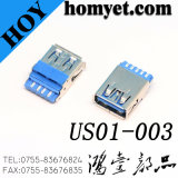 3.0 USB Socket USB Female Connector with Soldering Type
