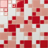 Crystal Glass Mosaic (VMG4301, 300X300mm)