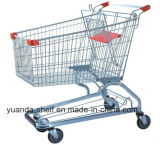 American Style 150L Supermarket Shopping Trolley with Child Seat