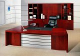 Contemporary Executive Desk Modern Private Office Table (NS-D009)