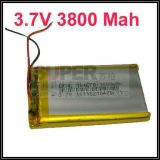 3.7V 3800mAh Lithium Battery, High Volume Lithium Battery Smart CCTV Power