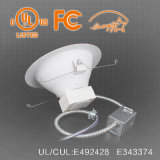 UL Listed 6 Inch 15W 100lm/W LED Downlight for New Building