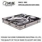 Spring Mattress with Natural Latex for Bedroom Furniture Fb852