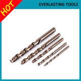 5% Cobalt Hardware Standard Drill Bits for Metal