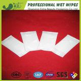 Single Sachet Hand Refreshing Restaurant Individual Wet Wipes