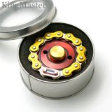 Bicycle Chain Design Metal Hand Spinners