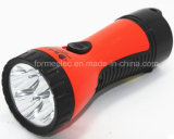4 LED 0.5W Rechargeable LED Flashlight X401 LED Torch