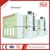 China Guangli Manufacturer Worldwide Diesel Heating System Auto Paint Dry Room for Sale