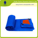 Waterproof Tarpaulin 120GSM Orange Tarp Sheet