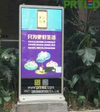 Wireless Controlled P5 LED Advertising Digital Signage with High Brightness 7000nits
