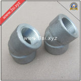Quality Stainless Steel 45 Degree Elbow (YZF-E507)