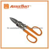 """11"""" Compound Action Tin Snips Straight Cut"""