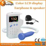Fetal Doppler LCD Screen Backlight Built-in Speaker Sun-200c