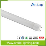 Aluminum 180 Degree T8 LED Tube Light with PC Cover
