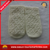 High Quality Airplane Disposable Socks with Terry Cloth Material