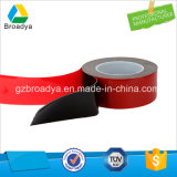 Permanent High Bonding Mounting Tape Double Sided Black Acrylic Foam Tape