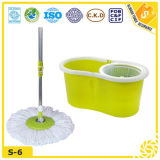 Flexible Swivel Head Microfiber Magic Twist Mop