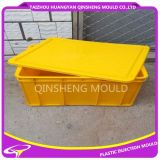 Plastic Injection Cover Turnover Box Mould